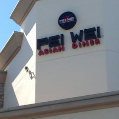 Photo taken at Pei Wei by Dan. P. on 10/16/2012