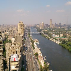 Photo taken at Sheraton Cairo Hotel & Casino by Marwan A. on 10/3/2013
