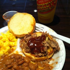 Photo taken at Dickey's Barbecue Pit by Amy J. on 10/2/2013