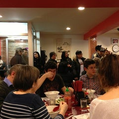 Photo taken at Pho Lien by TastyMontreal on 3/29/2013