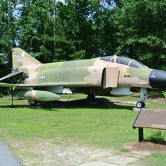 Photo taken at Mighty 8th Airforce Museum by Thomas V. on 5/27/2013