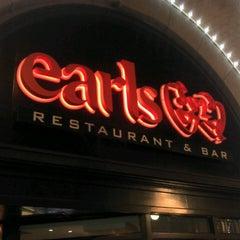 Photo taken at Earl's Kitchen & Bar by Matías G. on 4/1/2013