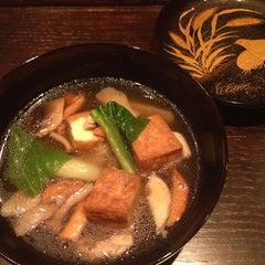 Photo taken at Kajitsu by Shizuka M. on 11/14/2013