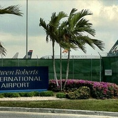 Photo taken at Owen Roberts International Airport (GCM) by A.R. T. on 9/27/2012