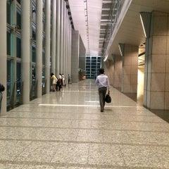 Photo taken at JRセントラルタワーズ (JR Central Towers) by Hirokazu K. on 7/29/2015