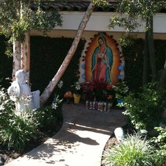 Photo taken at St. John Eudes Church by Jenny S. on 4/6/2013