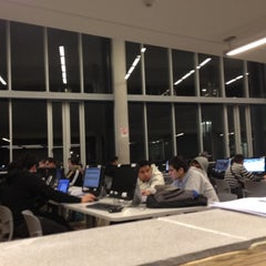 Photo taken at Biblioteca Inacap by Vale M. on 5/15/2012