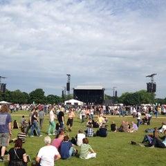 Photo taken at Goffertpark by Sander d. on 6/28/2012