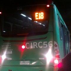 Photo taken at Estación Intermodal Bellavista de la Florida by alberto eduardo z. on 11/8/2012