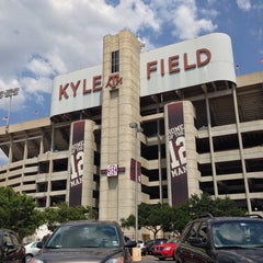 Photo taken at Kyle Field by Shanimal on 9/13/2013