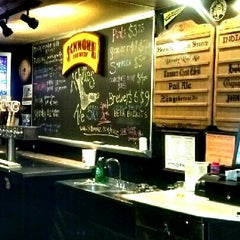 Photo taken at Schmohz Brewing Co. by Kerry M. on 3/31/2013