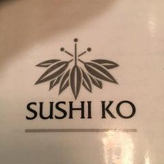 Photo taken at Sushi-Ko by Paw L. on 12/17/2015