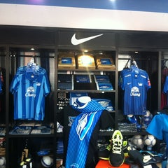 Photo taken at Chonburi F.C. Superstore by Tak...vip on 3/7/2013