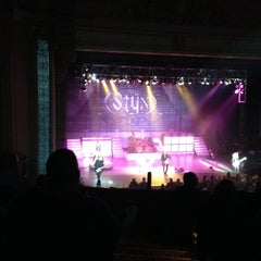 Photo taken at Genesee Theatre by Judi W. on 12/30/2012