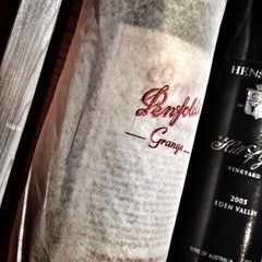 Photo taken at Union Bank Wine Bar & Wine Store by Alex J. on 1/20/2013
