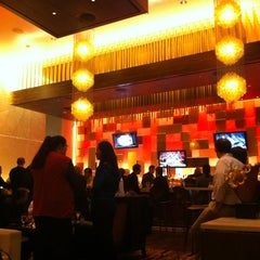 Photo taken at Lobby Bar by HY K. on 1/11/2013