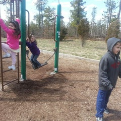Photo taken at Jakes Branch County Park by Lisa M. on 3/29/2013