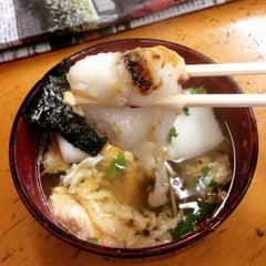 Photo taken at 茂助だんご by mari h. on 3/6/2015