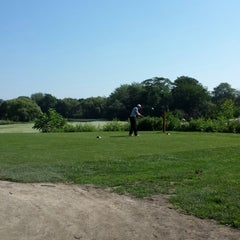 Photo taken at Marquette Park by Lindsey R. on 7/14/2013