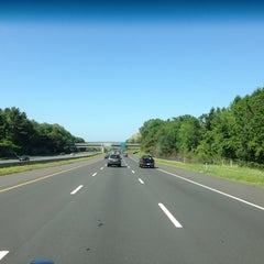 Photo taken at I-84 -- Willington by Marc U. on 6/2/2013