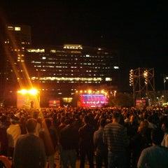 Photo taken at Rabin Square (כיכר רבין) by David J. on 4/14/2013