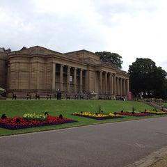 Photo taken at Weston Park Museum by Jonnon J. on 7/11/2014
