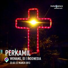Photo taken at Kelurahan Perkamil by Harmoko A. on 3/22/2013