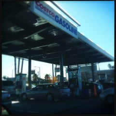Photo taken at Costco Gasoline by Lorena M. on 1/2/2013