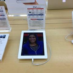 Photo taken at Apple Shop ケーズデンキ燕三条店 by kazu on 12/18/2012