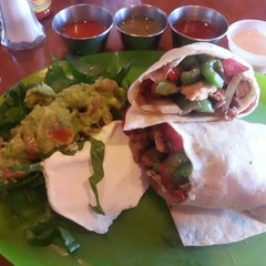 Photo taken at Habaneros Mexican Grill by Ken F. on 6/4/2013