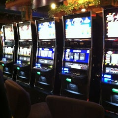 Photo taken at Finger Lakes Gaming and Racetrack by Barb S. on 12/25/2012
