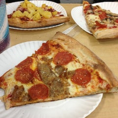 Photo taken at Famous Original Ray's Pizza by Dale D. on 3/1/2013