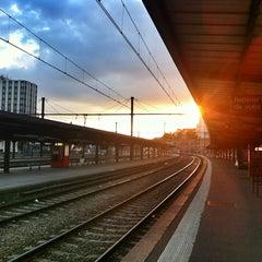 Photo taken at Gare SNCF de Dijon Ville by 'Baptiste T. on 8/28/2013
