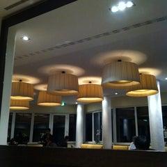 Photo taken at Bristol Hotel by Masashi O. on 10/13/2012