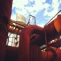 Photo taken at Sloss Furnaces National Historic Landmark by Lachlan H. on 12/12/2012