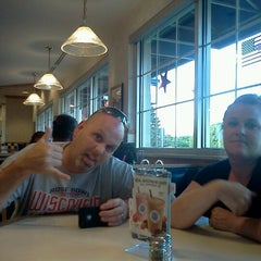 Photo taken at Culver's by Jakob C. on 7/6/2012