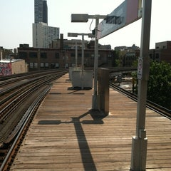 Photo taken at CTA - Sheridan by Bill D. on 7/6/2012