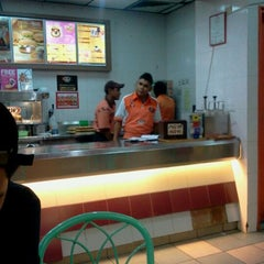 Photo taken at A&W by Pria M. on 3/14/2012