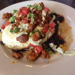 Photo taken at Jimmy J's Cafe by Brandon J. on 4/28/2012