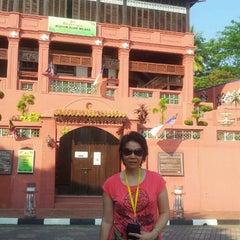 Photo taken at Melaka Islamic Museum by Mam J. on 7/27/2012