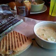 Photo taken at Panera Bread by Ismet C. on 3/29/2012