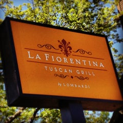 Photo taken at La Fiorentina Tuscan Grill by Patrizio K. on 9/9/2012