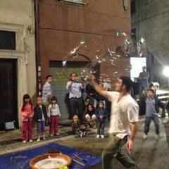 Photo taken at Corso Cavour by Domenico Fernando M. C. on 9/7/2012
