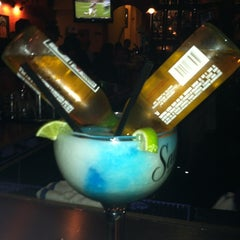 Photo taken at Blue Agave by Carne C. on 9/8/2012