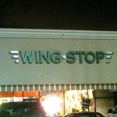 Photo taken at Wingstop by Sherry S. on 2/4/2012