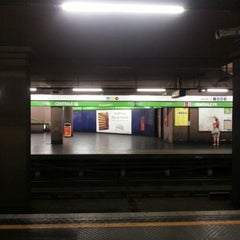 Photo taken at Metro Centrale FS (M2, M3) by Marc H. on 8/19/2012