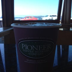 Photo taken at Pioneer Coffee by Josh H. on 9/4/2012
