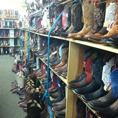 Photo taken at St Joe Boot by Sarah N. on 8/23/2012