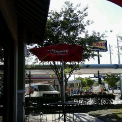 Photo taken at Firehouse Subs by Lizzy W. on 4/16/2012
