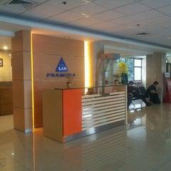 Photo taken at LBPP LIA Pramuka by Fanie O. on 3/15/2012